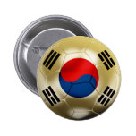 Korea Republic  Button