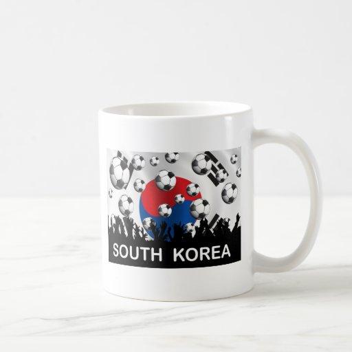 Korea Republic Football Coffee Mug