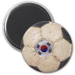 Korea Republic Football Fridge Magnets