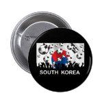 Korea Republic Football Pins
