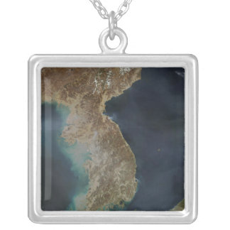 Korea Silver Plated Necklace