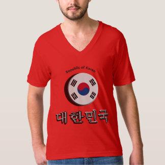 Korea support shirt