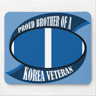 Korea Vet Brother Mouse Pad