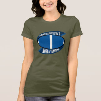 Korea Vet Daughter T-Shirt