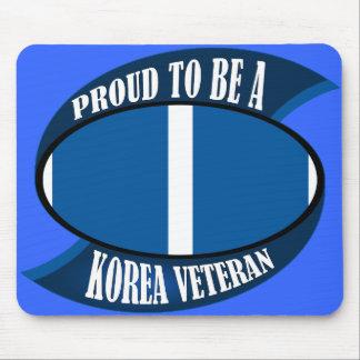 Korea Vet Mouse Pad