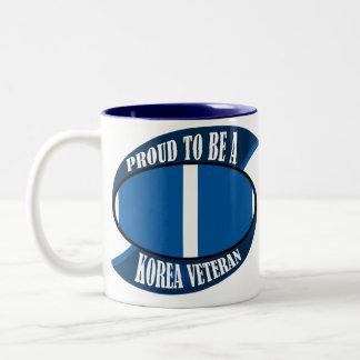 Korea Vet Two-Tone Coffee Mug