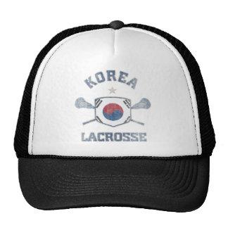 Korea-Vintage Trucker Hat