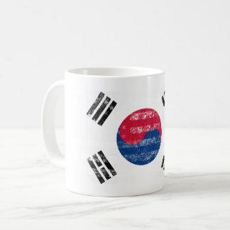 Korean American Flag   Korea and USA Design Coffee Mug