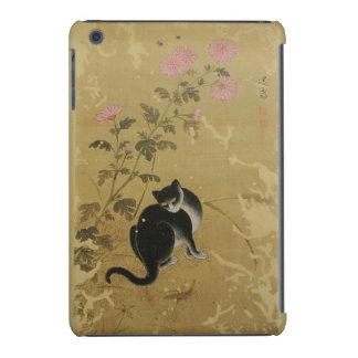 Korean Art Cat Vintage Joseon Artwork iPad Mini Covers