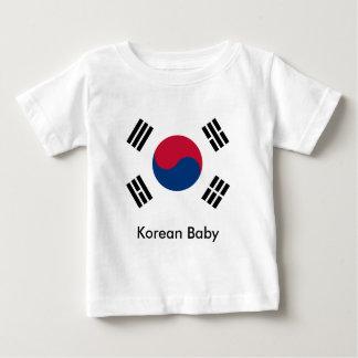 Korean baby tee shirt