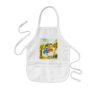 Korean Baby's First Birthday Aprons