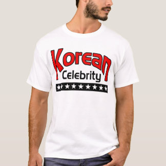Korean Celebrity T-Shirt