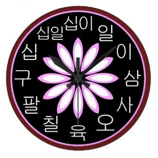 Korean Clock
