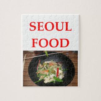 korean cuisine puzzle