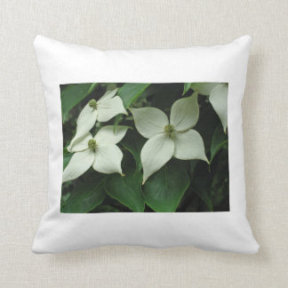 Korean Dogwood pillow