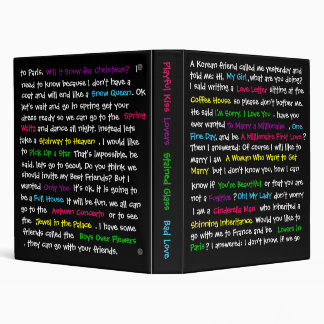 Korean Drama conversation Binder