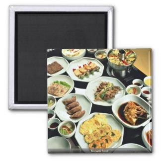 Korean food magnets