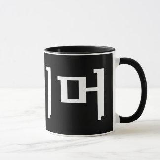 Korean Gamer 게이머 Mug