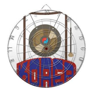 Korean Gong Dart Board