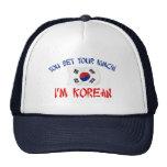 Korean Kimchi Trucker Hat