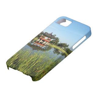Korean Pagoda iPhone SE/5/5s Case