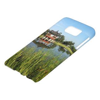 Korean Pagoda Reflections Samsung Galaxy S7 Case