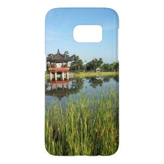 Korean Pagoda Samsung Galaxy S7 Case