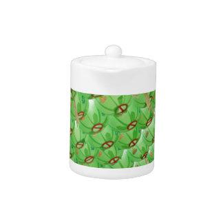 Korean Paper Lamps Teapot