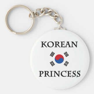 Korean Princess Keychain