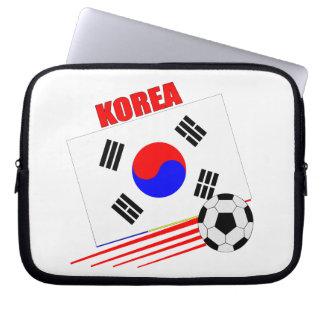 Korean Soccer Team Computer Sleeve