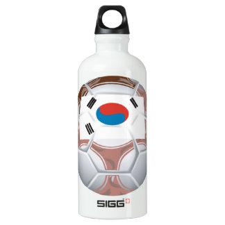 Korean Soccer Water Bottle
