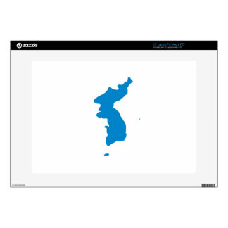 """Korean Unification Communist Socialist Flag Skin For 15"""" Laptop"""
