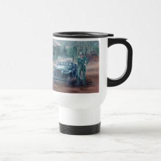 Korean War Hero Travel Mug