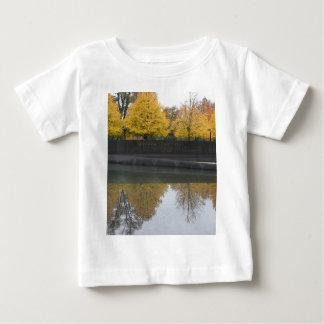 Korean War Memorial in Fall Baby T-Shirt