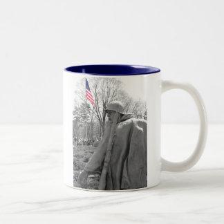 Korean War Memorial Mug
