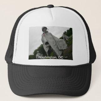 Korean War Memorial Photography Trucker Hat
