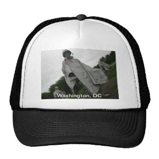 Korean War Memorial Photography Trucker Hat