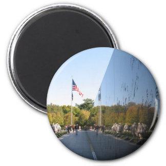 Korean War Memorial veterans Magnet