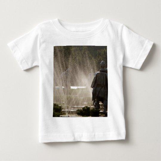 Korean War Memorial veterans Status Baby T-Shirt