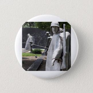 Korean War Memorial Veterans Status Button