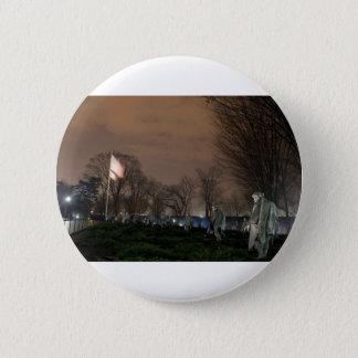 Korean War Memorial Washington Monument night Button