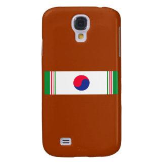 Korean War  Ribbon Galaxy S4 Cover