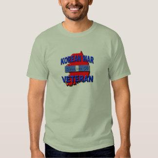 Korean War Veteran Service Ribbon, Semper Fi Shirt