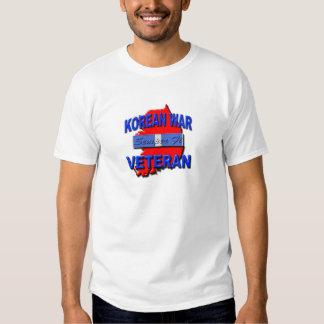 Korean War Veteran Service Ribbon, Semper Fi T Shirt