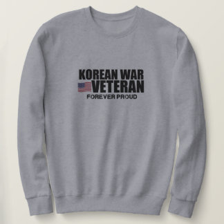 Korean War Veteran Sweatshirt