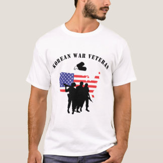 Korean War Veteran T-Shirt