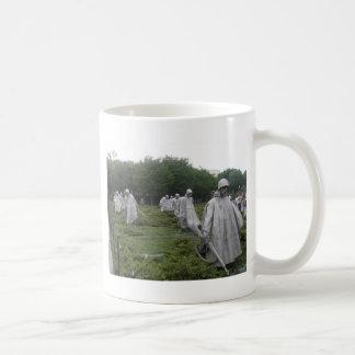 Korean War Veteran's Memorial Coffee Mug