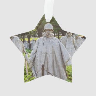 Korean War Veterans Memorial Ornament