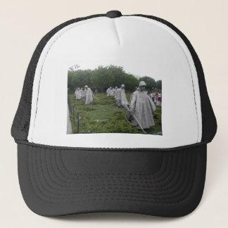 Korean War Veteran's Memorial Trucker Hat