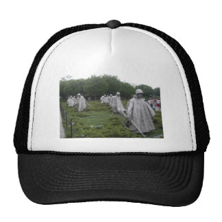 Korean War Veteran's Memorial Trucker Hat